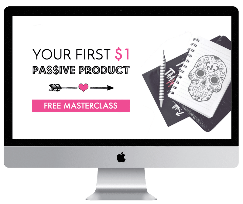 CREATE YOUR FIRST $1 IN PASSIVE INCOME